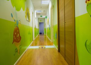 asilo il girasole corridoi