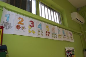 asilo il girasole disegni