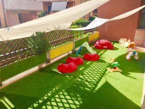 asilo il girasole giardino